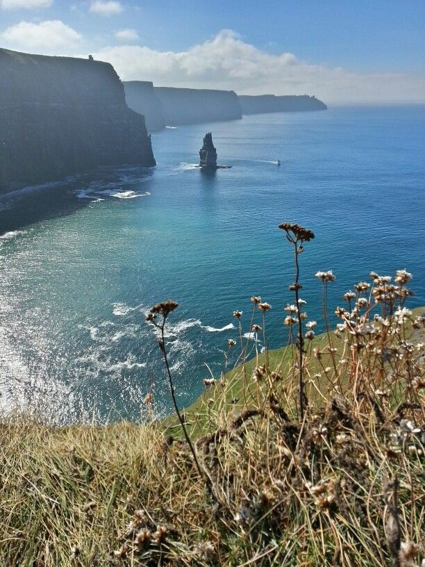 Скалы Мохер. Cliffs of Moher