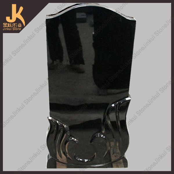 Russian black granite headstones for graves  During the whole production process, from raw material choosing ,cutting ,finishing to packing ,our QC will strictly inspect each piece and control each process to ensure quality standards and timely delivery.
