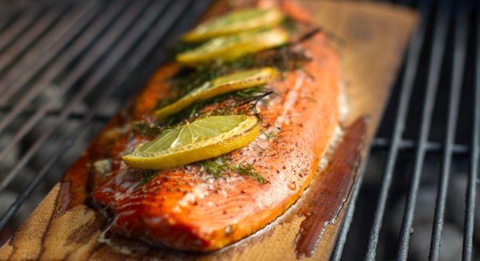 Weber.com - Blog - Cedar Plank Grilling