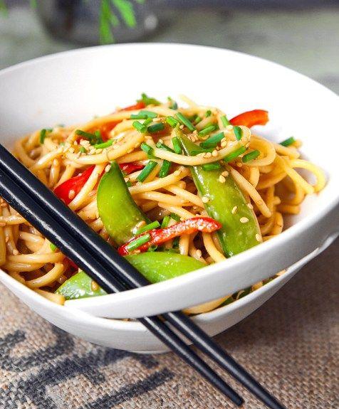 Ina Garten Green Salad: Noodle Salads, The O'jays