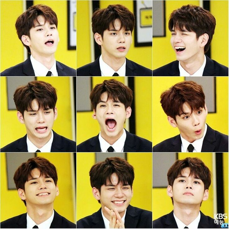 Wanna One Ong Seong Woo in Happy Together 3