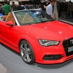 2015 Audi S3 Cabriolet Front Exterior 150x150 2015 Audi S3 Cabriolet Full Review