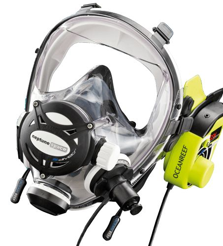 OCEAN REEF G.divers IDM - Full Face Mask