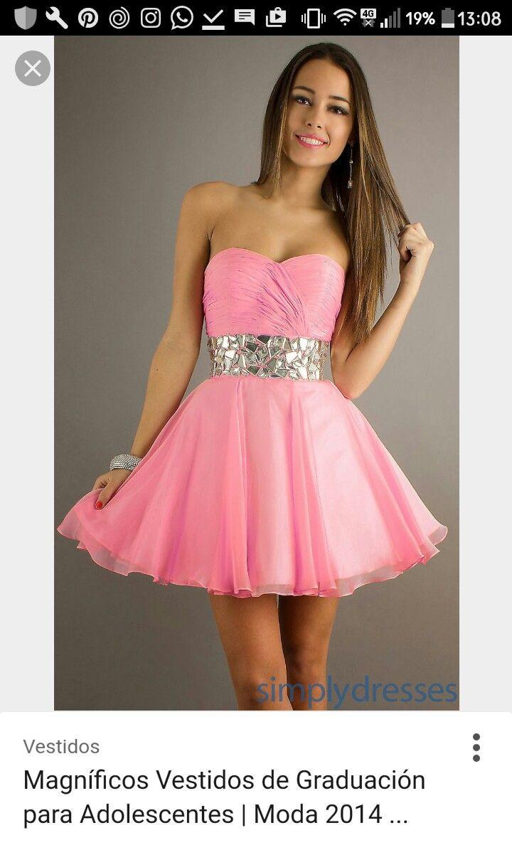 48 mejores imágenes de vestidos en Pinterest | Vestidos de noche ...