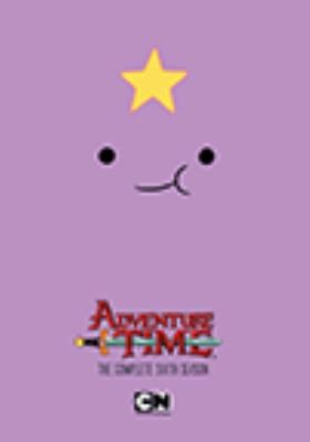 Adventure Time. Squeez-E-Mart [videorecording] : the complete sixth season / Cartoon Network. Follow this link to get your name on the holds list for our copy!