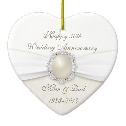 25 Best Ideas About Pearl Wedding Anniversary Gifts On Pinterest