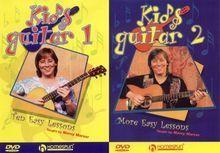 Kids Guitar, Vols. 1 & 2 [2 Discs] [DVD], 10715062