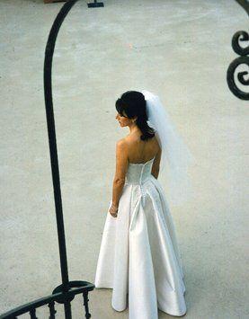 Renee Strauss Custom Made Wedding Dress $495