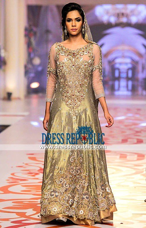Pakistani Bridal Dresses by Asifa n Nabeel TBCW