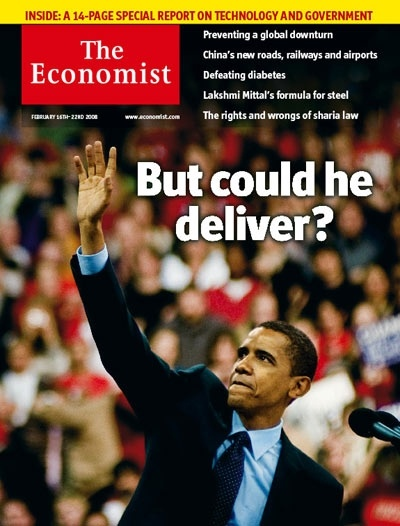 Could he deliver? | The Economist