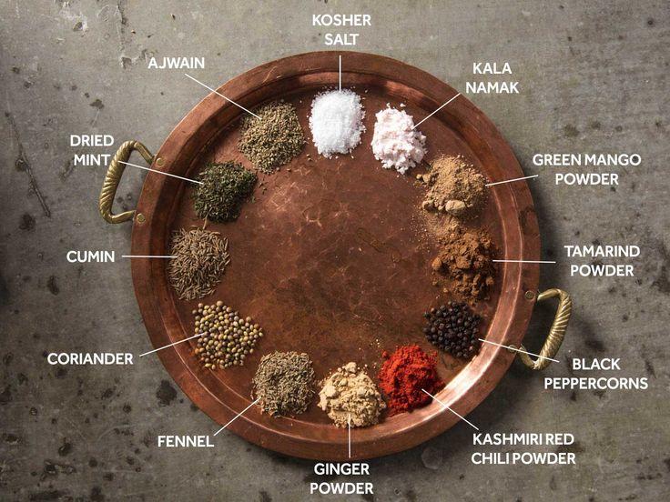 Chaat Your Mouth: SE Asian street food + recipe links. _ga-a veritable smörgåsbord of flavors. Okay, I say that 'cuz I'm a Scandahovian. Big Smile 8D