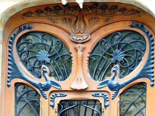 1440 best Art Nouveau/Deco, France: Paris & Nancy images on ...