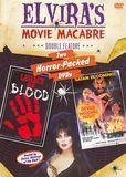 Elvira's Movie Macabre: Legacy of Blood/The Devil's Wedding Night [2 Discs] [DVD], 82666310174