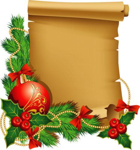 Printable Christmas Photo Frames
