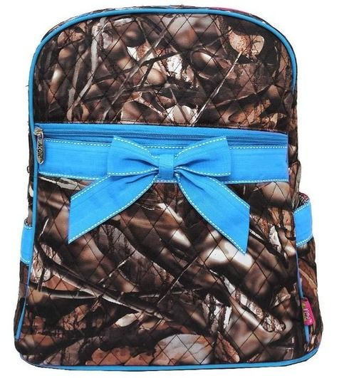 Natural Camo Backpack! from All Things Country
