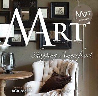 Lees, bekijk en geniet van de kunst van mooi wonen in het Mart Magazine. Abonneer je door het formulier in te vullen of bekijk de voorgaande edities.
