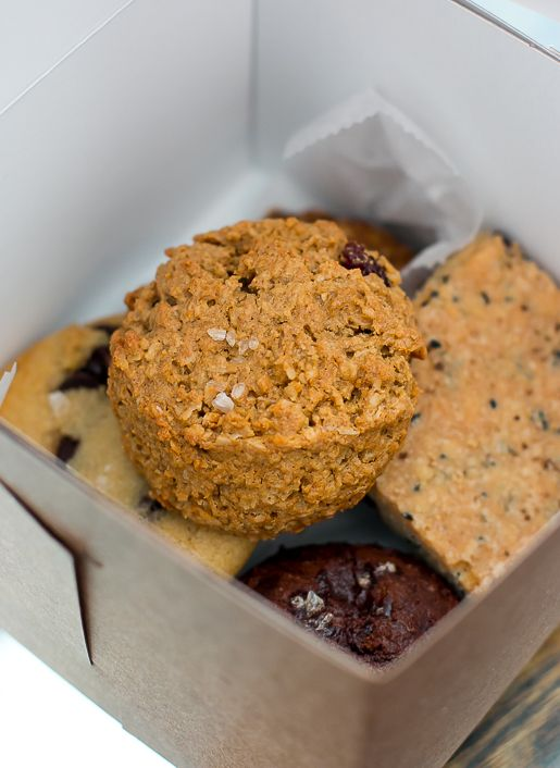 A visit to Ovenly Bakery in Brooklyn, New York