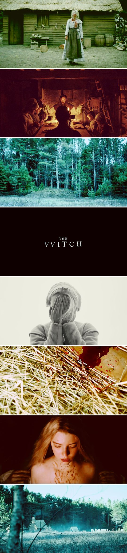 """Wouldst thou like to live deliciously?"" - The Witch (2015)"