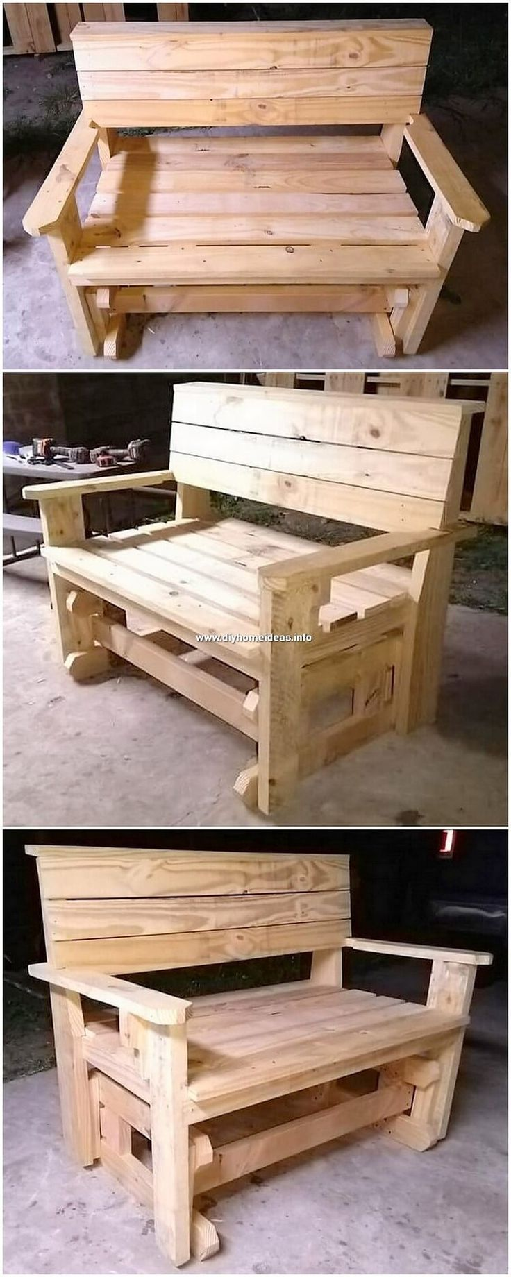Distinctive Diy Home Furniture Ideas With Shipping Pallets Diy
