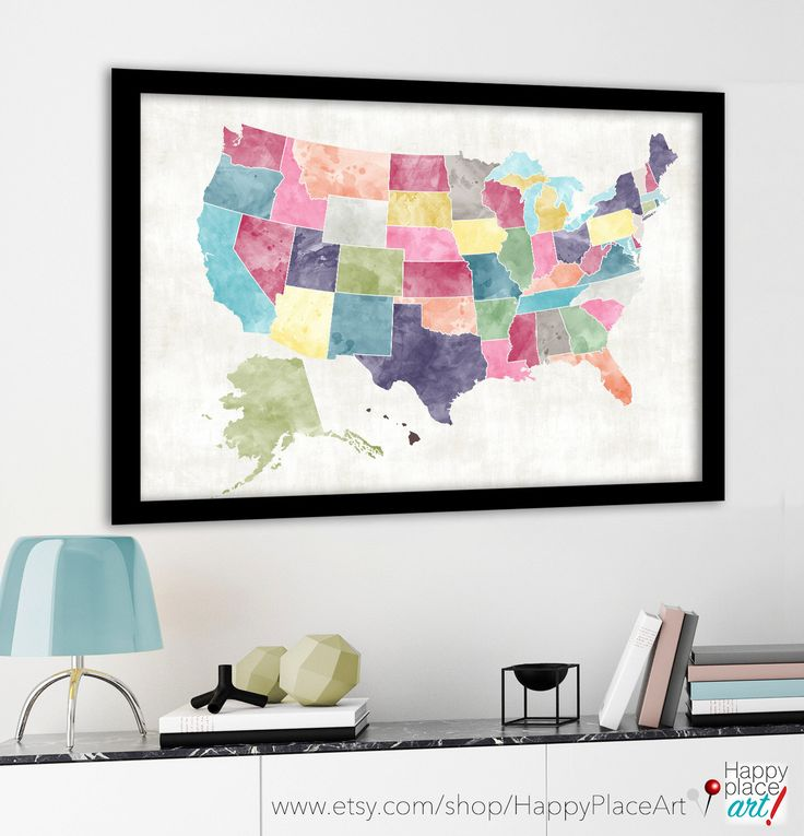 Best Usa Maps Ideas On Pinterest United States Map Map Of - Classroom size map of us