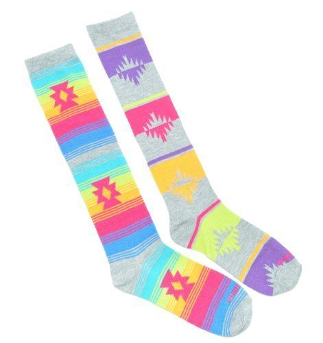 Tribal Knee High Socks 2-Pack by @PacificLegwear for @UnionBay
