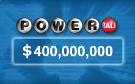 After there was no winner in Saturday's draw, officials expect the jackpot to be worth $400 million by Wednesday Source: www.onlinecasinoa... #Powerball #Lotto #Lottery #Jackpot