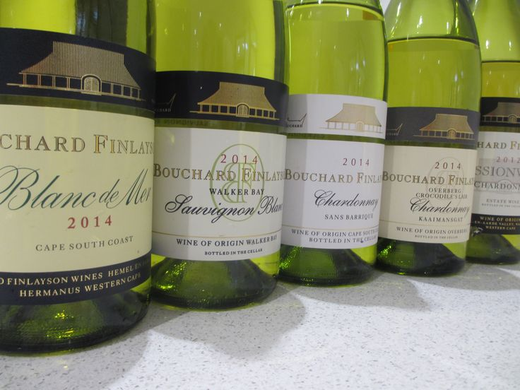 Our fantastic Bouchard Finlayson White wines #SouthAfrica #wine www.bcfw.co.uk