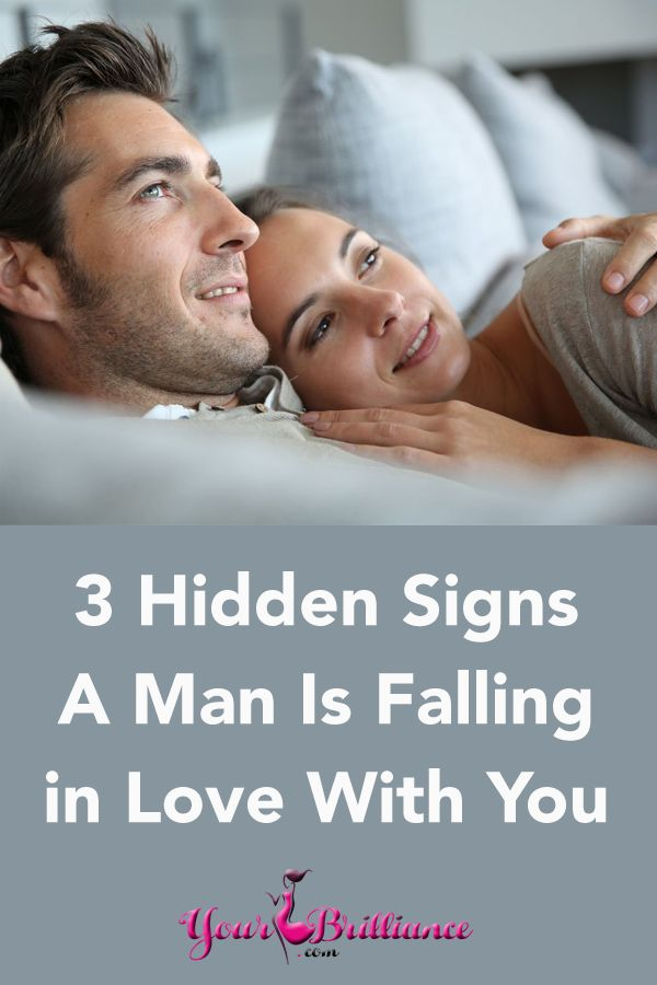 3 Secret Signs Hes Fallen for You   Signs he loves you