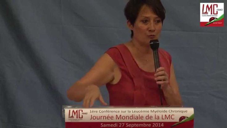 Conférence LMC France, Patients - Experts : regards croisés ! Yolande Arnault, psychologue clinicienne, présente l'impact psychologique de la LMC. https://www.lmc-france.fr