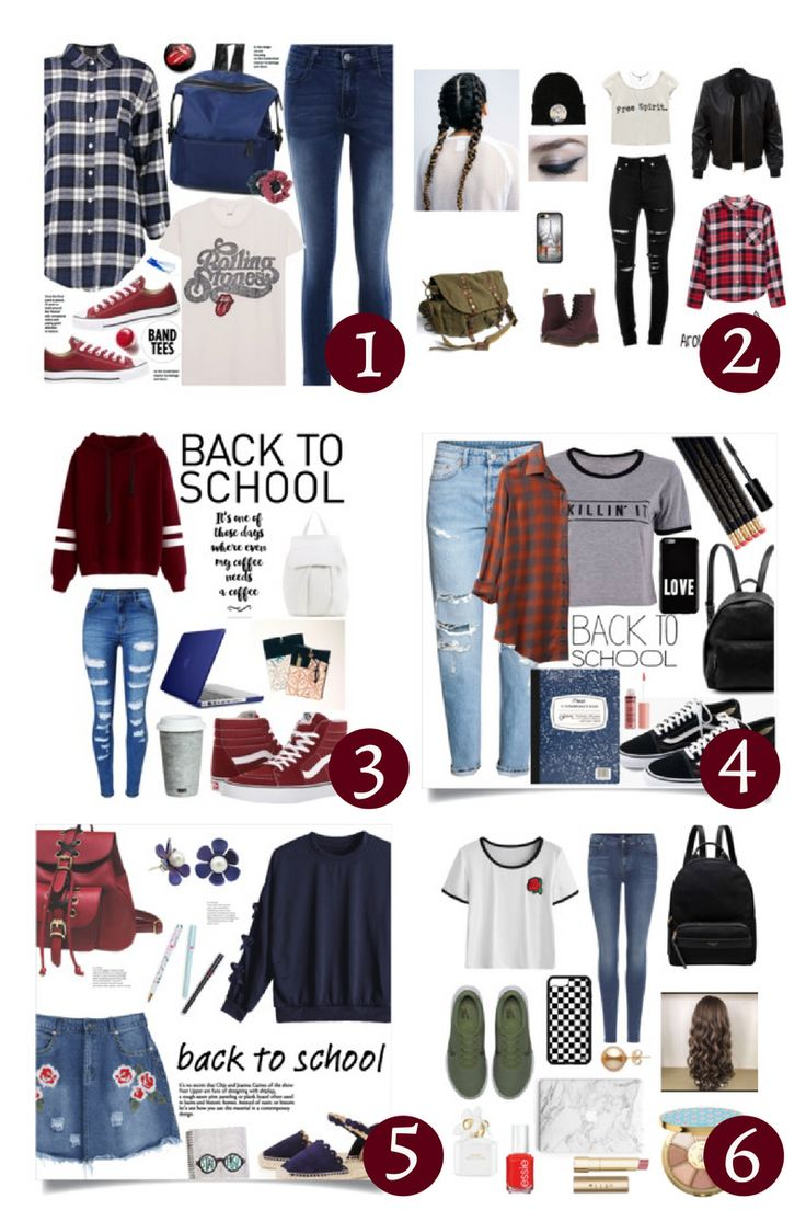 Outfits Middle Day School First