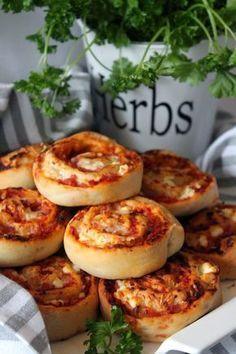 Kakkuviikarin vispailuja!: Kinkku-fetahyrrät