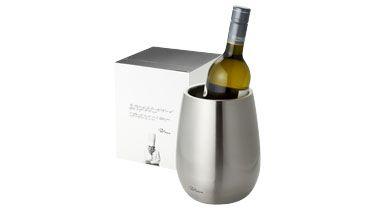 Enfriador de vinos de Paul Bocuse para #regalos de empresa, #merchandising o uso personal. Más información sobre el regalo en: http://www.regalodeempresagsr98.es/regalos-merchandising/casa-vida-112500/