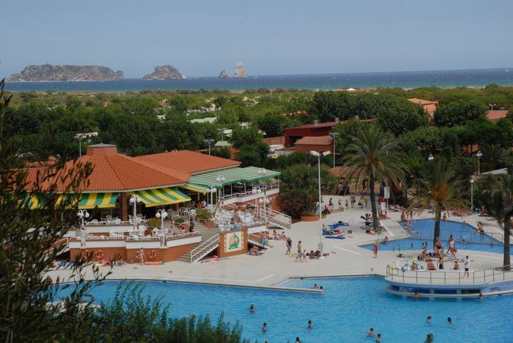Camping El Delfín Verde, Costa Brava - Bungalowtenten en stacaravans van alle aanbieders Boek je op CampingScanner.nl