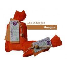 Mangóvajas szamártejes szappan