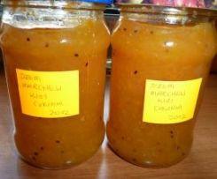 Dżem marchewkowo-cukiniowy :-)