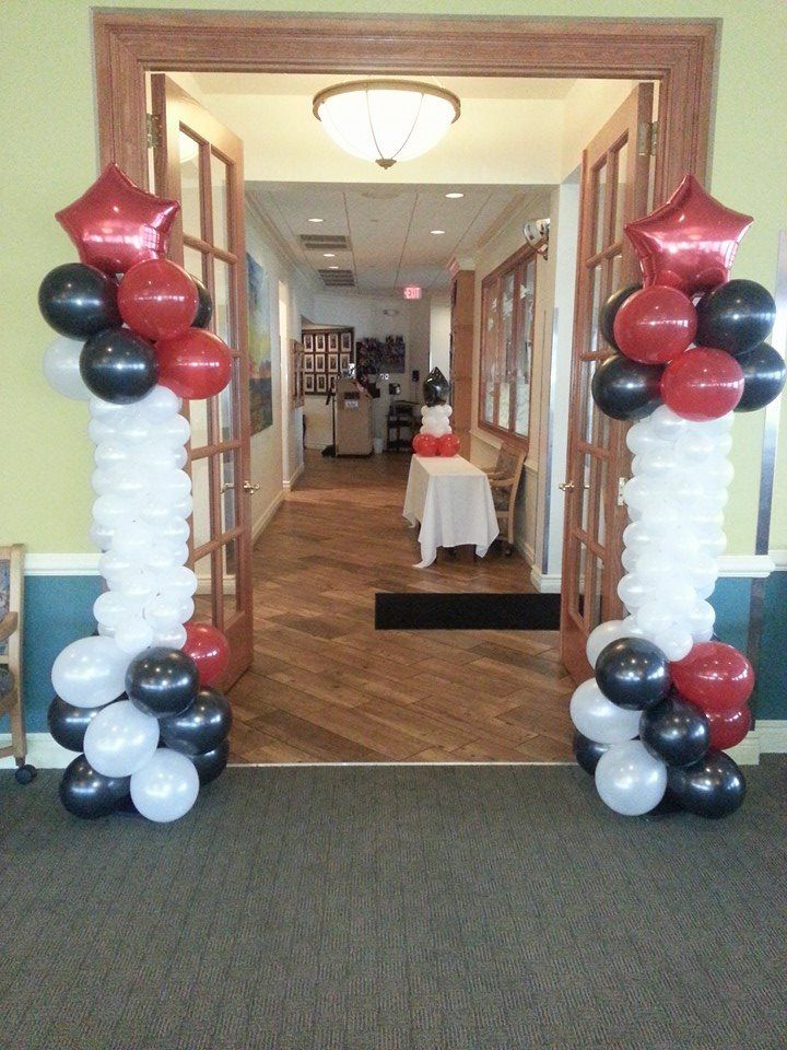 1000 images about always special events sarasota fl on for Balloon decoration color combinations