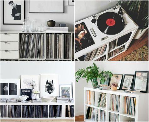 Arredare con la musica mobili per i vinili arscity for Mobili x casa