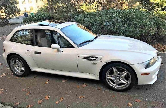 Pick Of The Day Fast Clown Shoe 2000 Bmw Z3 M Coupe With 240