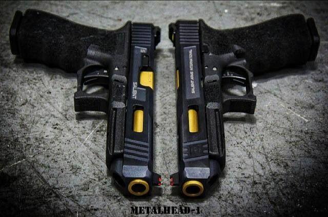 Salient Arms Glock 34 Tier Ones