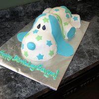 Best 25 Puppy Birthday Cakes Ideas On Pinterest Puppy