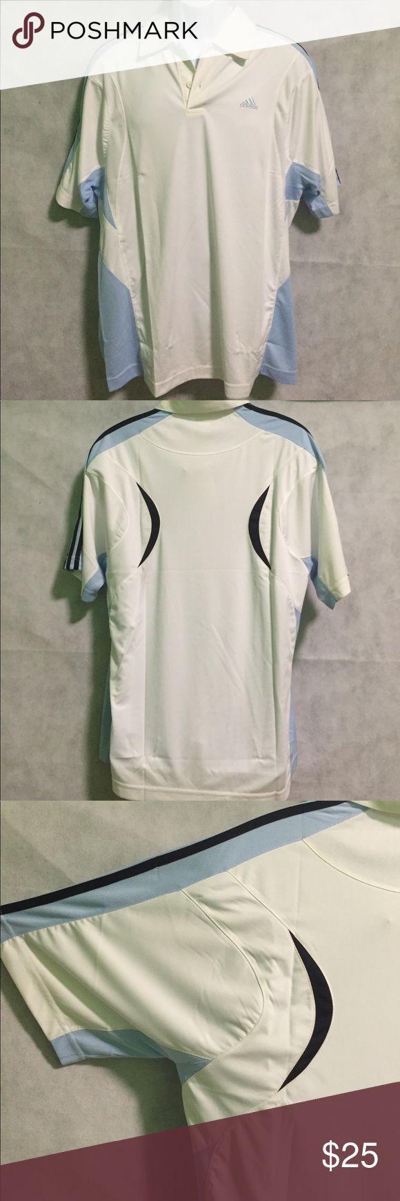 Adidas Safo sport men's polo shirt size XL New Adidas men sport polo shirt. New! made in Singapore. adidas Shirts Polos