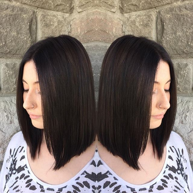 Amazing 17 Best Ideas About A Line Bobs On Pinterest Graduated Bob Hairstyles For Women Draintrainus