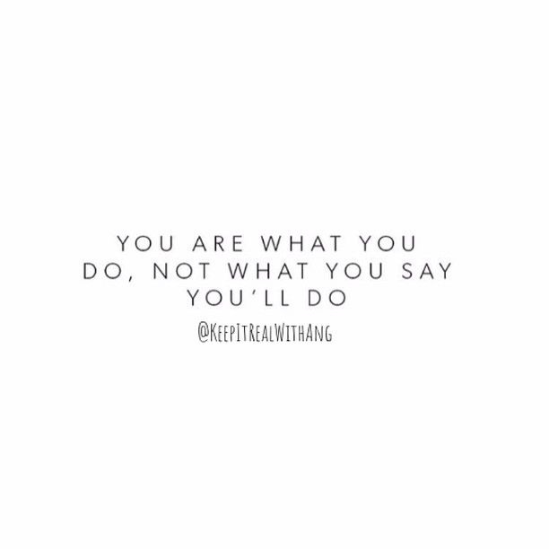 Double tap if your actions speak louder than your words.  #follow @KeepItRealWithAng if you like to hang with likeminded #leaders.