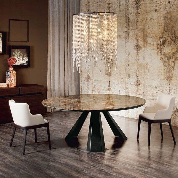 die besten 17 ideen zu runde esstische auf pinterest. Black Bedroom Furniture Sets. Home Design Ideas