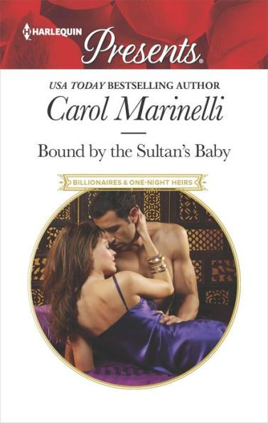 Bound by the Sultan's Baby