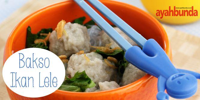 Bakso Ikan Lele :: Meatballs Catfish :: Klik link di atas untuk mengetahui resep bakso ikan lele