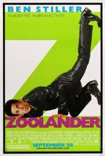 Zoolander (2001) Poster