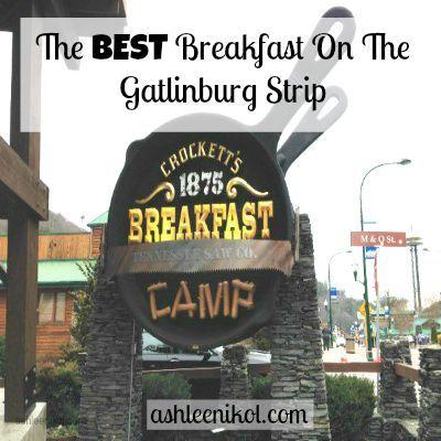 Crockett's Breakfast Camp - The Best Breakfast You Will Eat In Gatlinburg, TN