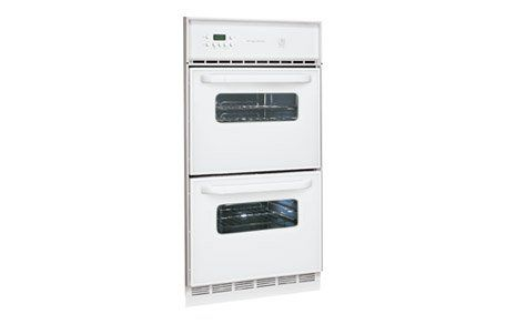 Frigidaire FGB24T3ES 24' Single Gas Wall Oven With 2.7 Cu. Ft. Oven Capacity, in White *** You can find out more details at the link of the image.