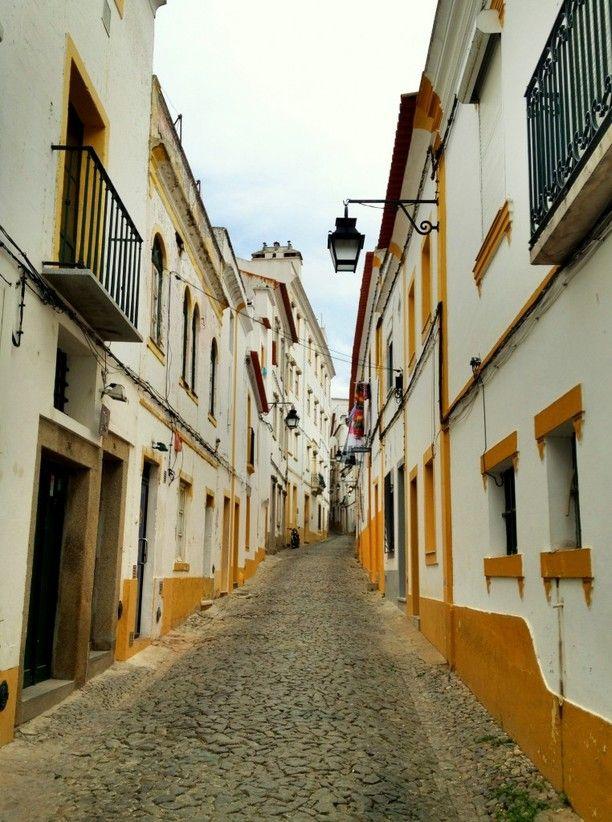 Évora, Portugal —. This historic center.